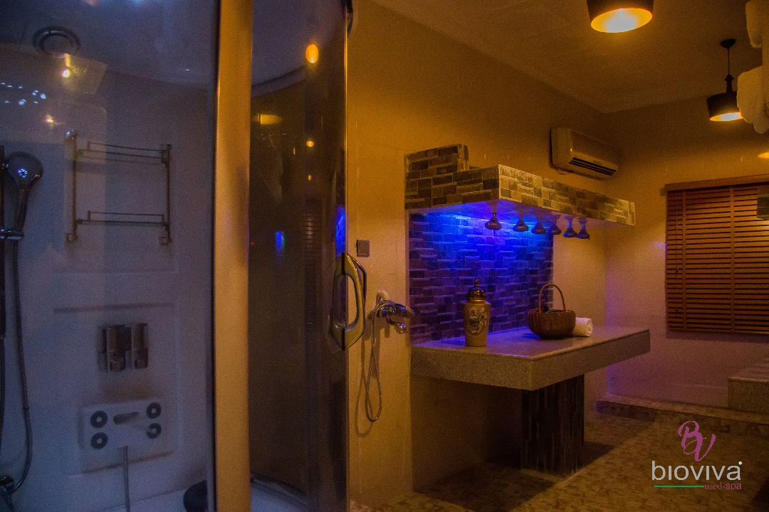 spa in Ikeja Lagos